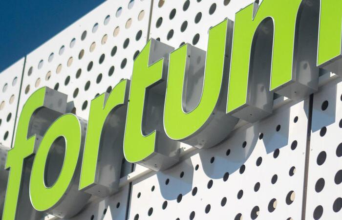 Fortum sign