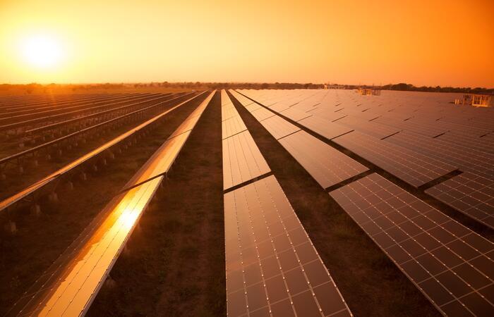 Солнечная электростанция Fortum